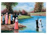 Baptisme Posters af Hullis Mavruk