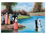 Baptism Posters by Hullis Mavruk