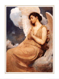 Winged Figure Posters by Abbott Handerson Thayer