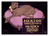 Hektor, Jubilaums-Austellung Giclee Print by Paul Scheurich