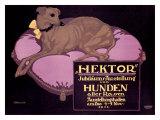 Hektor, Jubilaums-Austellung Giclee Print by Paul Scheurich