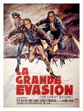 The Great Escape (French Release) Reproduction procédé giclée