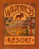 Wilderness Resort Prints by Beth Logan