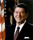 President Ronald Reagan Photo