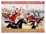Barnum and Bailey, Groesste Schaustellung Der Welt Giclee Print