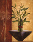 Lucky Bamboo I Art by Eugene Tava