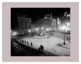 Statue of Eros in Piccadilly Circus Prints