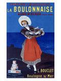 La Boulonnaise Giclee Print by Leonetto Cappiello