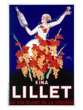 Lillet Giclee Print
