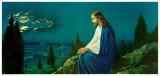 Christus am Olberg Reprodukcje autor Giovanni
