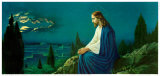Christus am Olberg Prints by  Giovanni