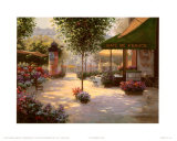 My Favorite Cafe Plakat af Christa Kieffer