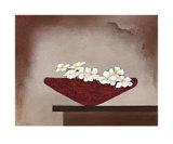 Flower Dish I Affiches par Carlo Marini