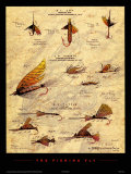 The Fishing Fly Poster