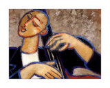 Perche/bar/loup Affiches par Marsha Hammel