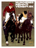 Munchener Renn Verein Giclee Print