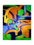Mind's Eye View Arte por Ruth Palmer