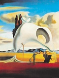 Atavistic Vestiges after the Rain, 1934 Print by Salvador Dalí
