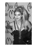 Madonna bei den Music Awards Kunstdrucke