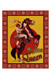 Rodeo Queen Giclee Print