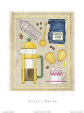 Coffee Break Prints by Karyn Frances Gray