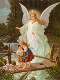 Saint ange gardien Poster