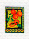 Apricots Arrangement Posters by Tricia Miller