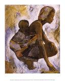 Skjebnen, på engelsk Poster av Marta Gottfried