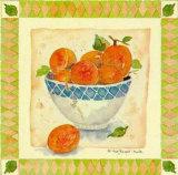 Apricots Posters by Alie Kruse-Kolk