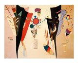 Accord Reciproque 1942 Lámina por Wassily Kandinsky