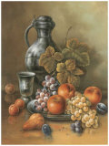 Antique Still Life II Poster by Corrado Pila