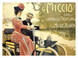 Miccio and Cia Giclee Print by  Gorgoni