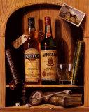 Jameson Irish Whiskey Reprodukcje autor Raymond Campbell