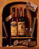 Jameson Irish Whiskey Prints by Raymond Campbell
