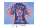 Portrait of Maurice Prints by Andy Warhol