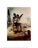 A aula de banjo Posters por Henry Ossawa Tanner