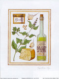 Pesto Prints by Karyn Frances Gray