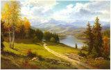 Vorgebirge Posters by Max Weber