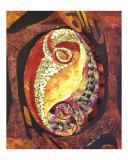 Yin Yang Giclee Print by Shelley Xie