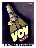 VOV Giclee Print by Marcello Nizzoli