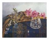 Flower in Crystal Vase Prints by J.R. Insaurralde