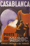 Kazablanka - Poster