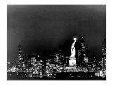 Lady Liberty Giclee Print