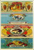 Les Quatre Gastronomie Prints
