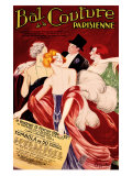 Bal de la Couture Parisienne Giclee Print by Leonetto Cappiello