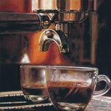 Espresso Italiano Posters par Federico Landi