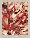 Zapatos satinados Pósters por Harvey Edwards