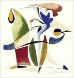Imagination I Posters par Alfred Gockel