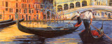 Gondola Ride II Print by Roy Avis