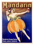 Mandarin Giclee Print